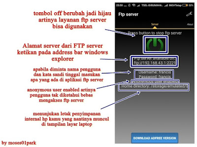 layanan ftp server