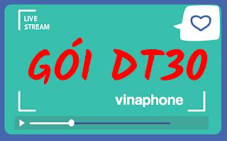 Gói DT30 Vinaphone