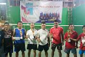 """Pasangan Iwan/Yanto Berhasil Raih Juara Turnamen Galatama Cup """"VETERAN"""""""