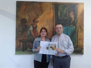 Reitora da UFPB recebe visita do Conselheiro Federal de Educação, José Loureiro Lopes