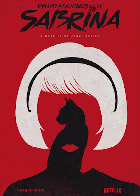 Netflix Chilling Adventures of Sabrina Poster