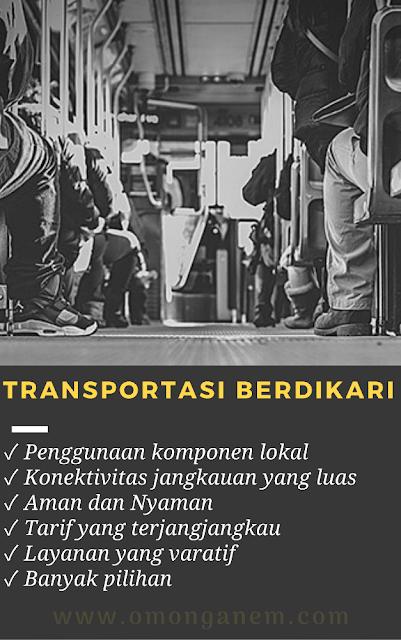 omonganem transportasi