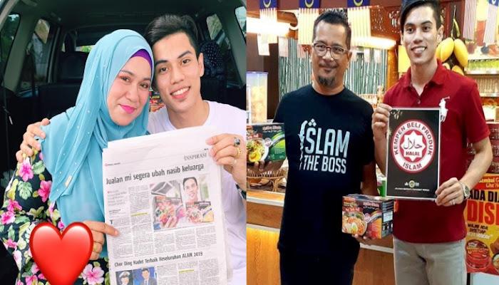 Cipta Mi Segera Organik Bebas Bahan Kimia Pertama Di Malaysia