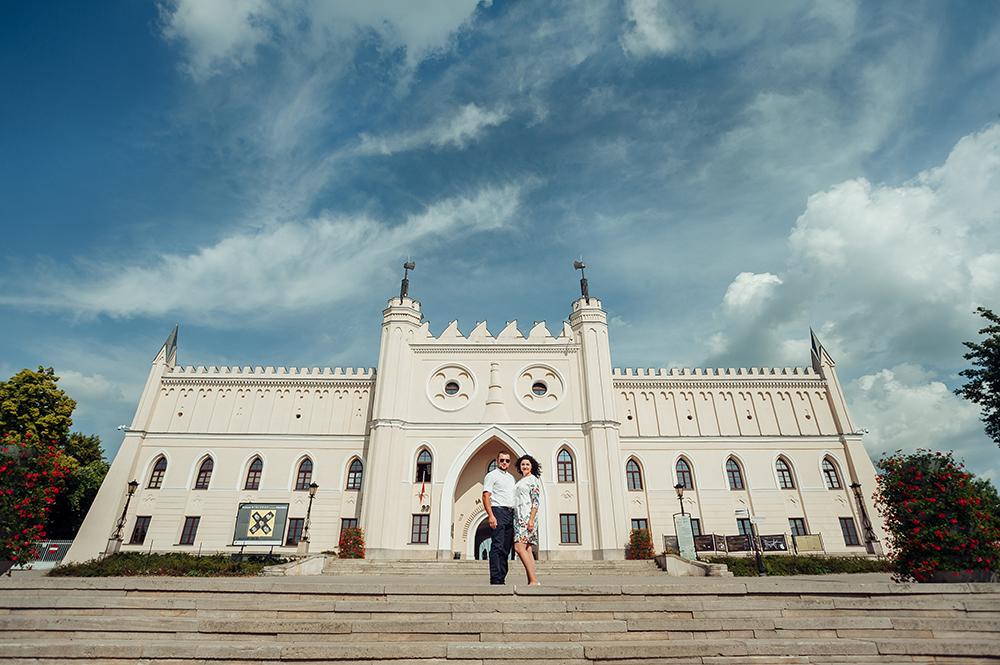 sesja narzeczeńska, Lublin, Stare Miasto, Zamek Lubelski