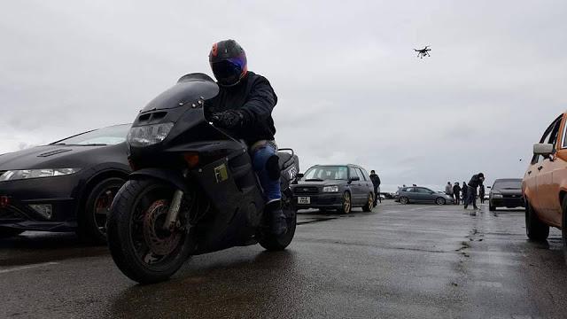 Mercenary Garage - Drag Racing, Bishopscourt