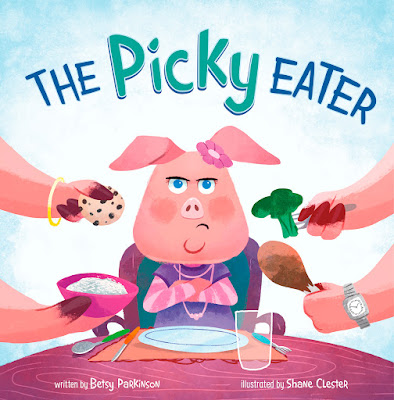If you have a picky eater on your hands, The Picky Eater may be a good discussion starter on how both kids and parents could better handle dinner time frustrations. #ThePickyEater #NetGalley #Capstone #ChildrensLit #PictureBook