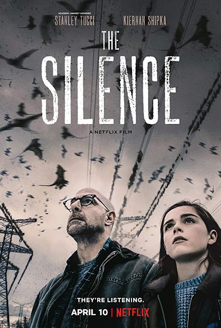 Netflix The Silence 2019 movie poster