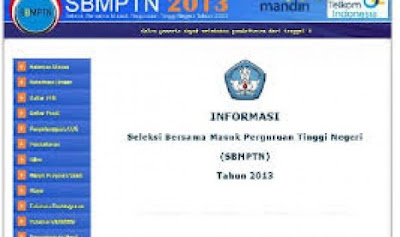 Hasil Pengumuman SBMPTN 2013 dan Cara Melihatnya