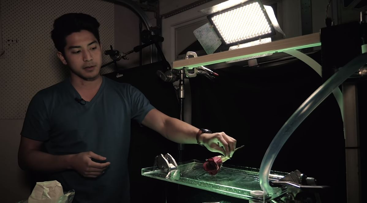 Making a Rain Machine For Product Photography