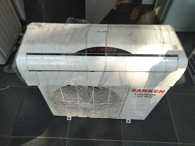 Jual Promo AC Sanken 320 Watt Hemat Listrik Gratis Pasang