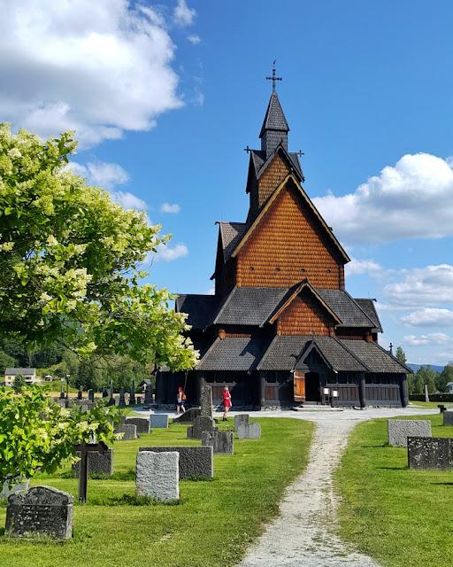 Heddal Stavkirke