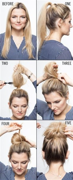 model gaya rambut dan tata rambut wanita pekerja kantoran terbaru 2016/2017