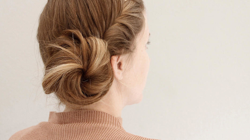 Easy Fixes for Winter Hair
