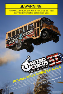 Nitro Circus: The Movie Poster