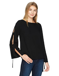 Lark & Ro Women's Long Top