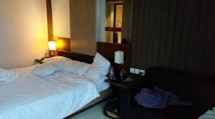 Kamar Hotel Santika Tasikmalaya