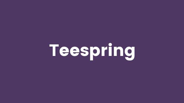 Hasilkan Uang Dari Teespring