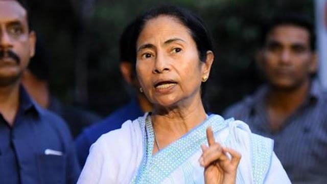 जय श्रीराम के नारे पर फिर भड़कीं मुख्यमंत्री ममता बनर्जी