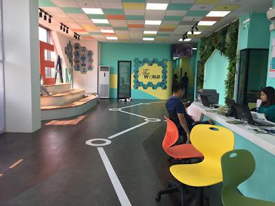 lắp máy chấm công văn phòng cty công nghệ teky holdings