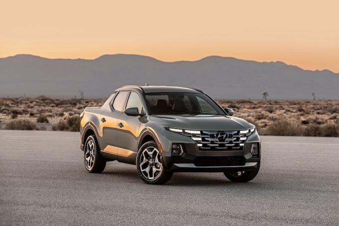 After years of waiting this is new 2022 Hyundai Santa Cruz looks like
