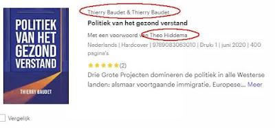 Politiek van het gezond verstand Baudet