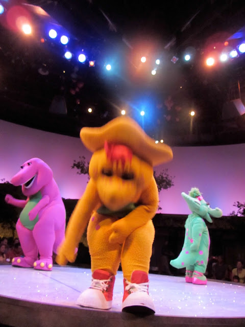 A Day At The Park With Barney And Friends Universal
