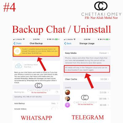 Kelebihan Telegram Yang Ramai Tak Tahu