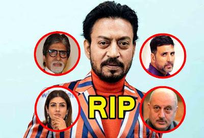 irrfan khan death news