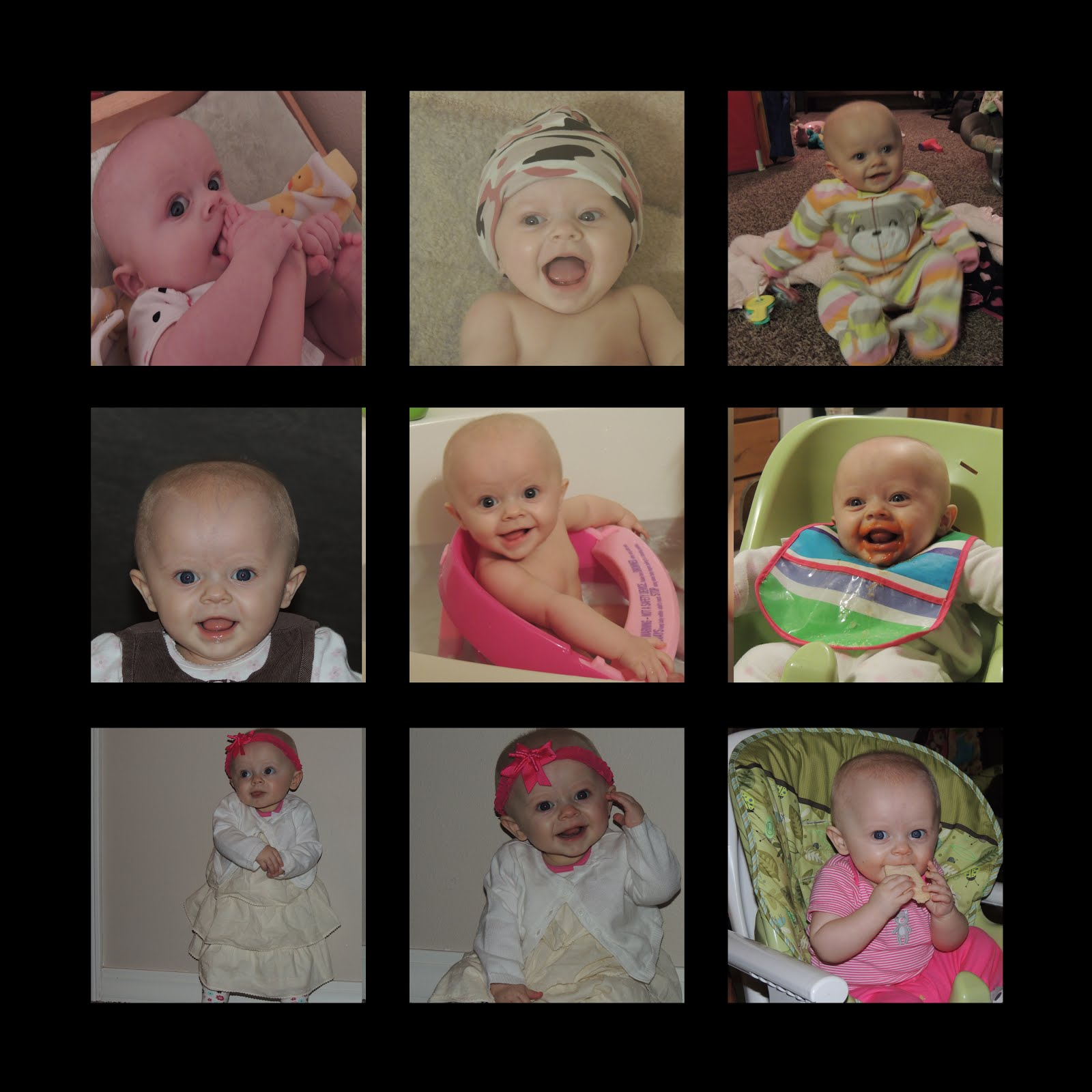 Nestlers Precious Moments: Braelyn 6 mos