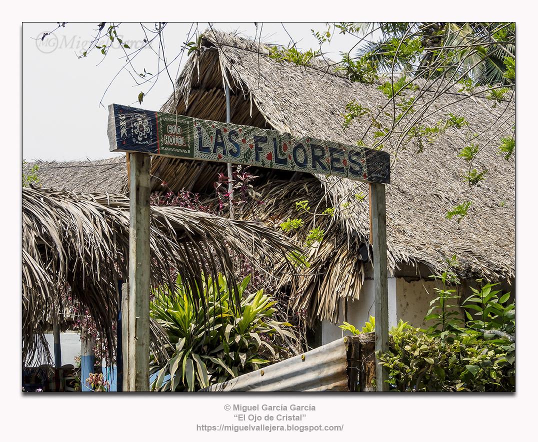 Isla Grande, Colombia. Eco Hotel Las Flores