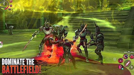 Order Chaos 2 Mod Apk For Android