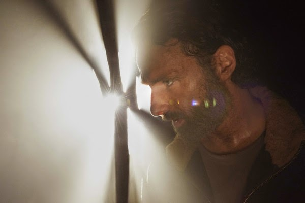 Rick The Walking Dead season 5