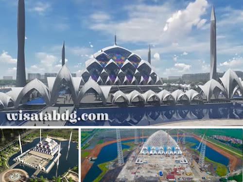 Profil Masjid Al-Jabbar Gedebage