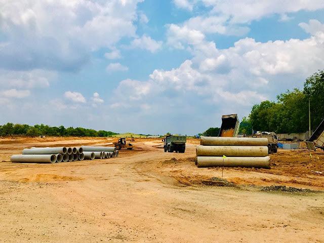 Doanh nghiệp 'vừa' thành lập vài tháng, tỉnh Bình Dương đã giao ngay 77.000m2 đất làm dự án
