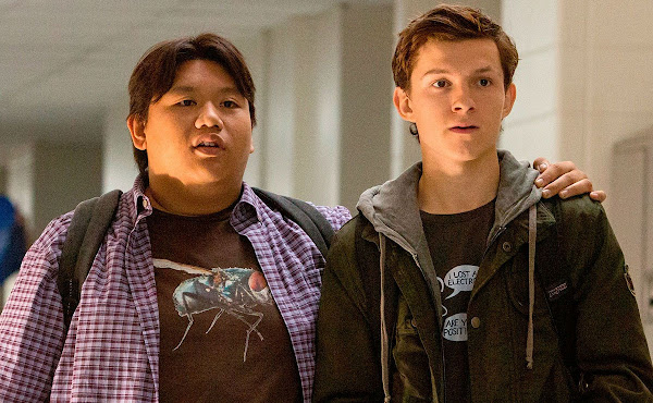 'Homem-Aranha 3': Jacob Batalon chega em Atlanta para as filmagens