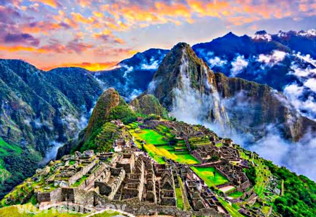 10 Most beautiful place in the World