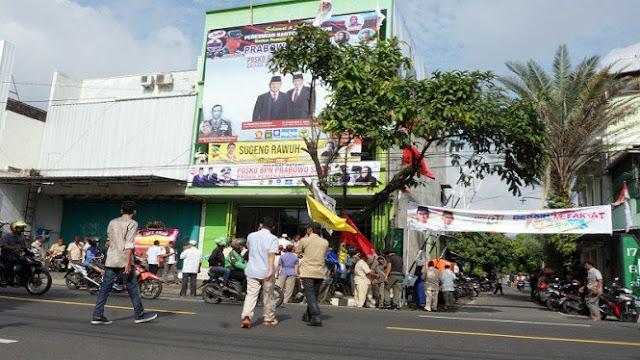 Ketua BPN Prabowo-Sandi Akan Berkantor Dekat Rumah Jokowi di Solo