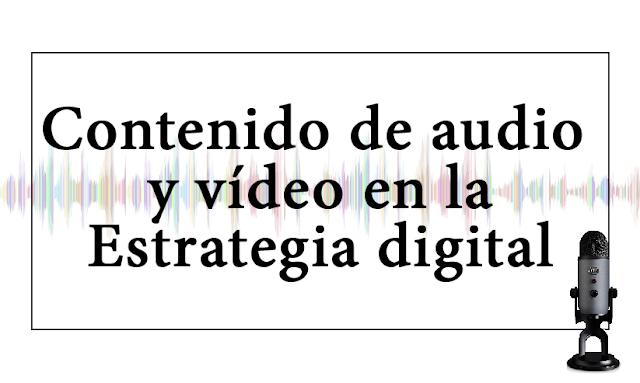 Contenido audio y video