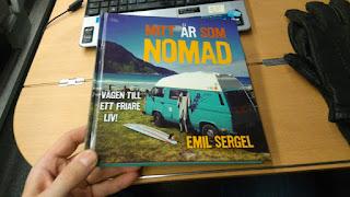 """""""Mitt år som nomad – vägen till ett friare liv!"""" av Emil Sergel"""