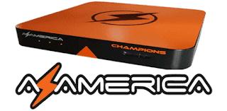 AZAMERICA CHAMPIONS IPTV NOVA ATUALIZAÇÃO - 09/06/2021