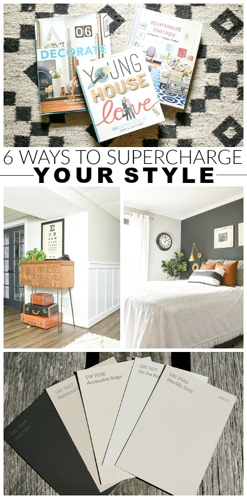 6 ways to supercharge your style