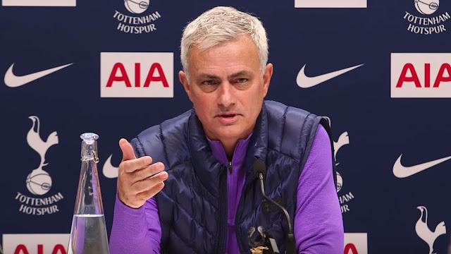 Let's go for an easy one - Jose Mourinho