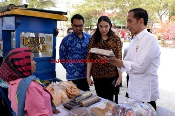 Presiden Jokowi Ajak Dua Staf Khusus Milenial Kunjungan Kerja Di Subang