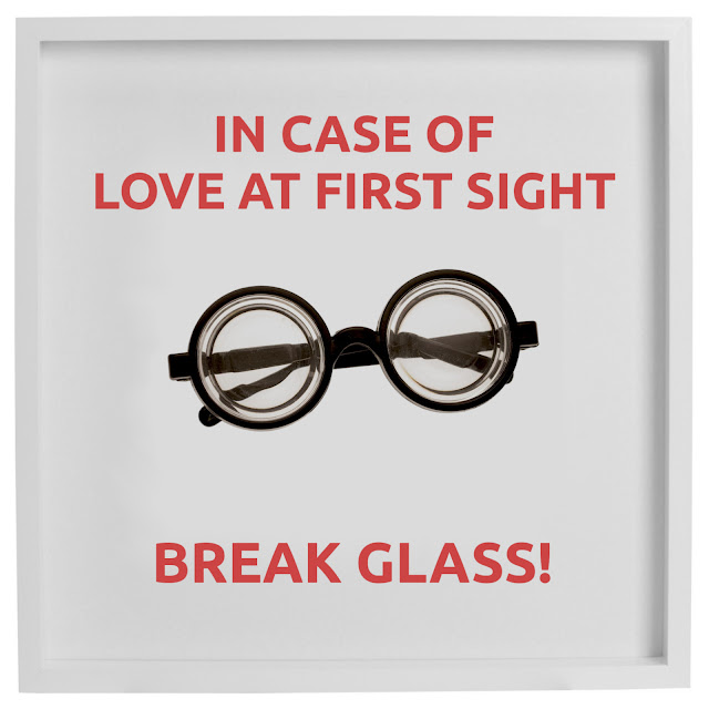 In Case of Love at First Sight - Break Glass!
