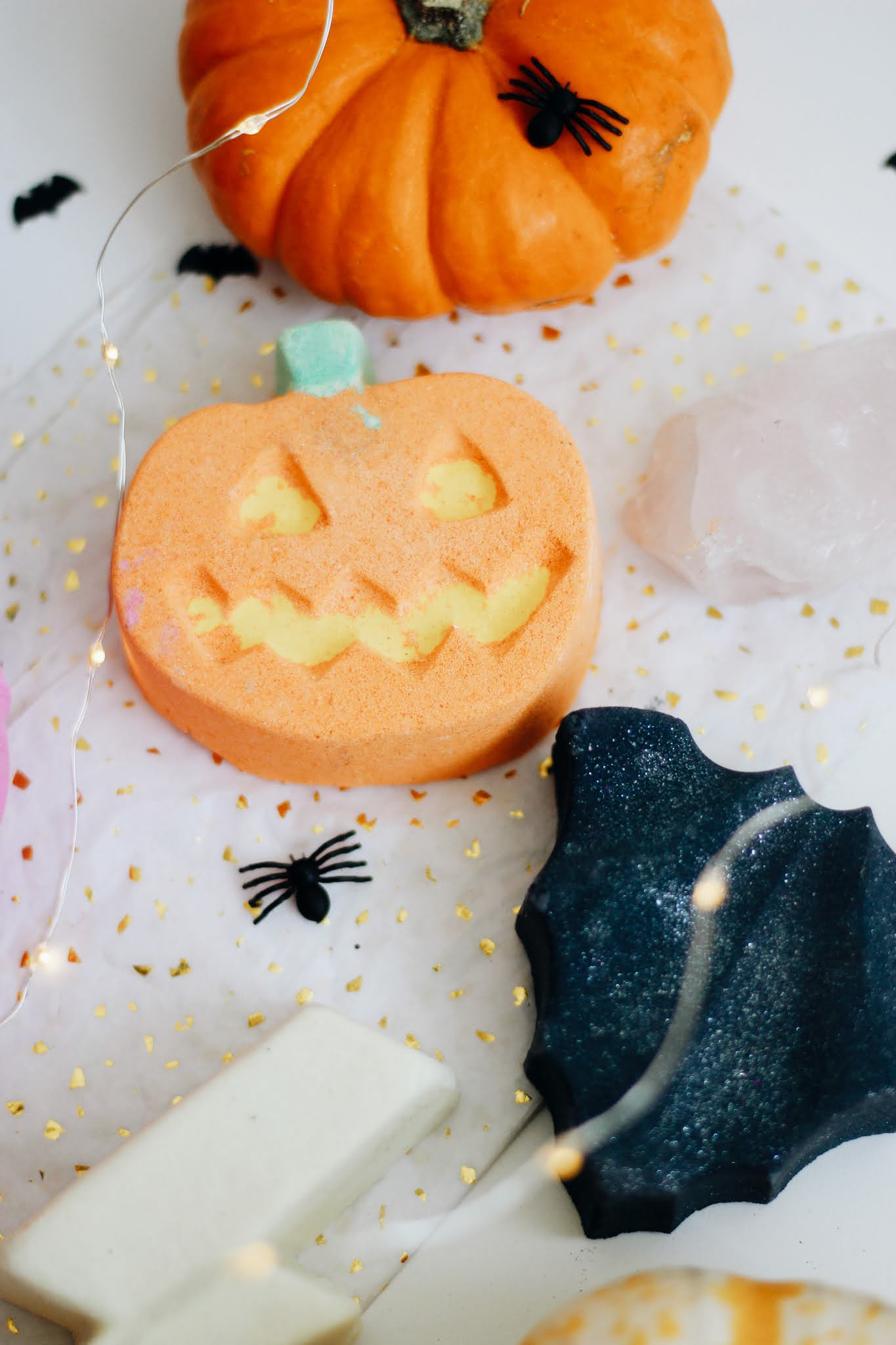 Lush Halloween 2020 Collection