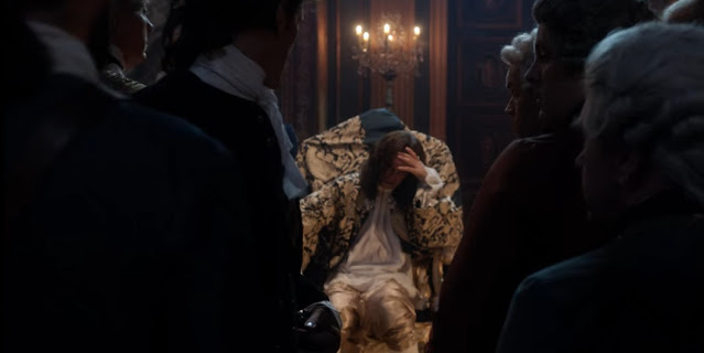 Raja Perancis Berak