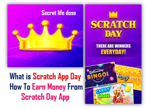 What is Scratch App Day And How To Earn Money From Scratch Day App, Android App reviews:,latest earning app,