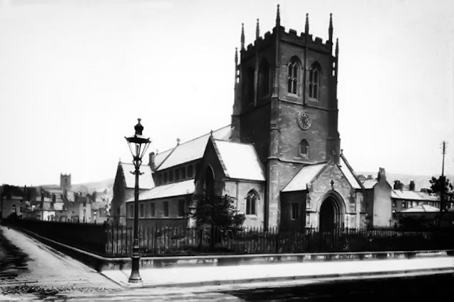 St Nicholas Church, Whitehaven