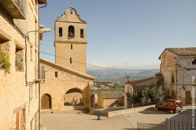 MOnroyo turismo rural Teruel Matarraña