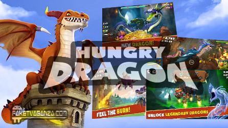 Hungry Dragon 1.25 Mod Apk Unlocked & Unlimited Money